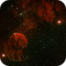 Jellyfish Nebula plus SH2-249 plus IC444,                                bobzeq25