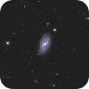 M109 LRGB,                                Christopher Gomez