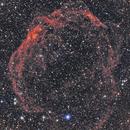 Sh2 223 Very faint Supernova Remnant (Bicolor),                                Marco Stra