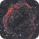 Sh2 223 Very faint Supernova Remnant (Bicolor),                                Marco Stra