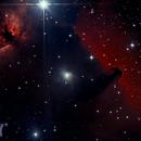 Horsehead Nebula ,                                Ross Lloyd
