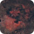 NGC 7000 North America Nebula,                                Łukasz Gałecki