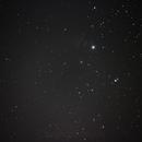 Flame Nebula,                                fisyon
