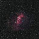 NGC 7635,                                Mike Miller