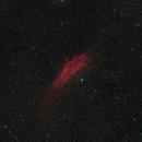 California Nebula,                                Pawel Zgrzebnicki