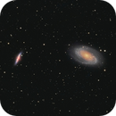 M81 and M82,                                Jimmy Eubanks