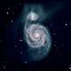 M51 - Whirpool Galaxy,                                Jim Matzger