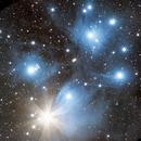 Venus meets Plejades M45,                                Michael Deyerler