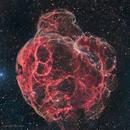 Simeis 147 - The Spaghetti Nebula,                                Nicolas Kizilian