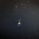 M42 - The Orion Nebula,                                Nick Kohrn