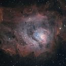 M8 Narrow Band - Pool Data - arasteo,                                Jon Rista