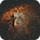 NGC281 Pacman Nebula,                                CharlesW