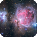 M42 in 50 minutes,                                MicRaWi