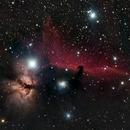 The Horsehead Nebula,                                David Stephens
