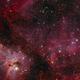 Carina Nebula,                                GoldfieldAstro