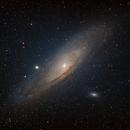 M-31 The Great Andromeda Galaxy,                                Earl Hebert