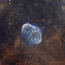 NGC6888 in Hubble Colors,                                Jens Zippel