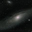 Andromeda Galaxy,                                UlfG