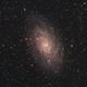 M33 2017 version, LRGB,                                ruccdu