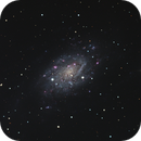 NGC 2403,                                Hap Griffin