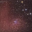 Flaming Star Nebula (Caldwell 31) Feb 19th 2017,                                Martin (Marty) Wise