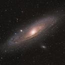 Messier 31 - Andromeda,                                Robert Huerbsch