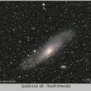 Galaxia Andrómeda,                                Carlos A. Archila