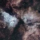 NGC3372 Eta Carine 22-04-2021,                                Wagner