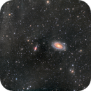 M81, M82 and surrounding IFN,                                Nicolas Kizilian