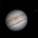 Jupiter and Io,                                Ecleido Azevedo