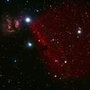 IC434 - Horsehead Nebula,                                John E.
