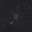 M35 & NGC 2158  AT72EDII,                                John Pungello
