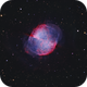 M27 - The Dumbbell Nebula,                                Samara