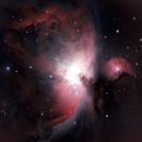 M42 - Nebuleuse d'Orion,                                nicko7780