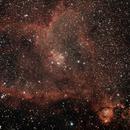 Heart Nebula,                                Granwehr Patrick