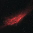 NGC 1499 HaRGB,                                William Fewster