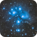 M45 Pleiades Clusters,                                Young Joon Byun