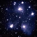 Pleiades,                                Thomas Winge