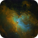 M16 - Eagle Nebula,                                Yovin Yahathugoda