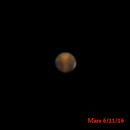 Mars, a closer look,                                Donnie Barnett