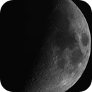 Moon 2020-06-27. Waxing Crescent, 6th day,                                Pedro Garcia