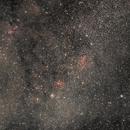 Bubble nebula ngc 7635,                                Tsepo
