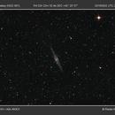 NGC891,                                Radek Kaczorek