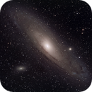 M31 with RASA 8,                                Eric Watson