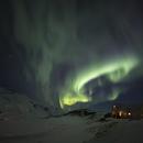 Aurore boréale Islande,                                Alain L'ECOLIER