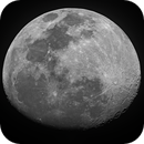 The Moon | Lucky Imaging in Full Frame,                                Kevin Morefield