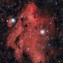 Nebulosa Pelícano,                                Astrassierra