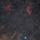 Cat's Paw Nebula,                                thakursam