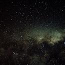 Milky Way SubImage (5) - 2012 Sep 14,                                Stephen Charnock