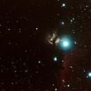 B33  NGC2024 NGC2023 IC434,                                Joostie